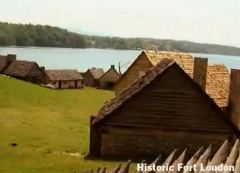 Historic Fort Loudoun in VONORE, TN click here
